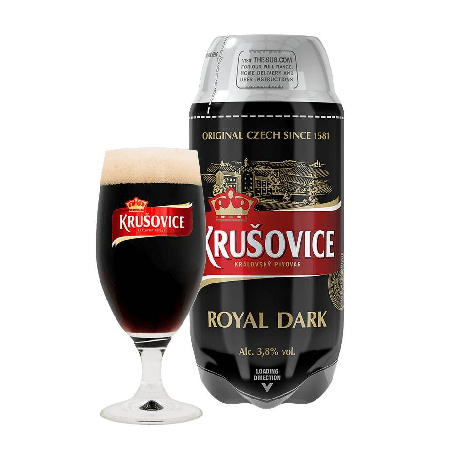 Krušovice Dark TORP