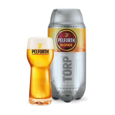 Pelforth Blonde TORP - Best before 30/04/2019