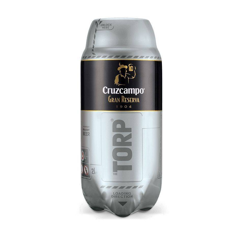 Cruzcampo Gran Reserva TORP - AVAILABLE SOON