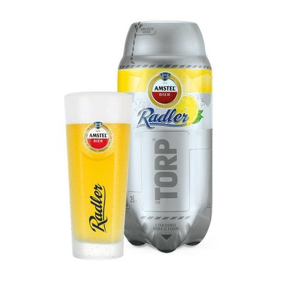 Amstel Radler TORP - Available in summer
