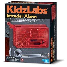 4M KidzLabs Inbraak-alarm bouwpakket