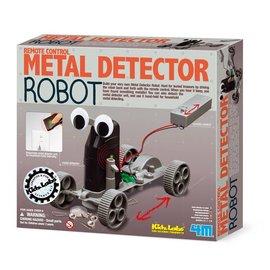 4M KidzLabs Metaal Detector Robot
