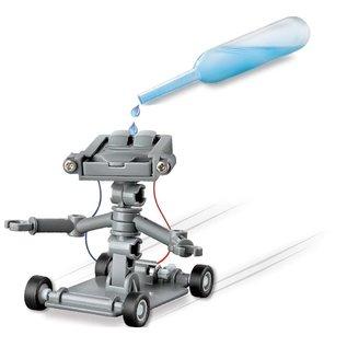 4M KidzLabs 4M Kidzlabs Zout-water Robot Bouwpakket