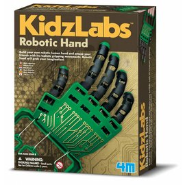 4M KidzLabs Robothand Bouwpakket