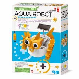 4M KidzLabs Aqua Robot 4M Bouwpakket