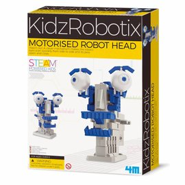 4M 4M kidz robotix robotkop