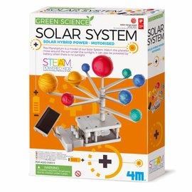 4M 4M green science solar system planetarium
