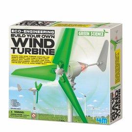 4M KidzLabs 4M green science windturbine