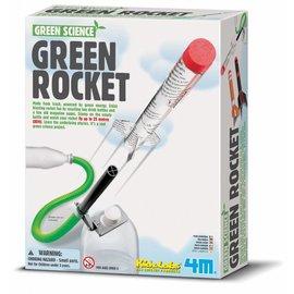 4M 4M green science green rocket