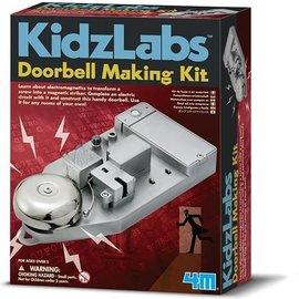 4M KidzLabs 4M Kidzlabs doorbell making kit deurbel