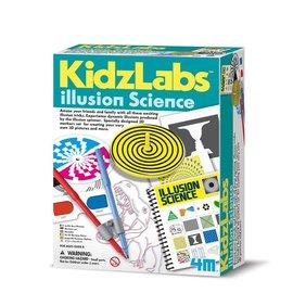 4M 4M illusie wetenschap