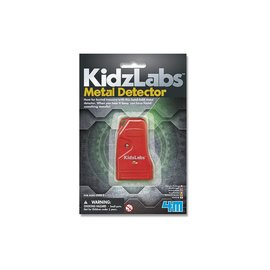 4M KidzLabs Kidzlabs metaal detector