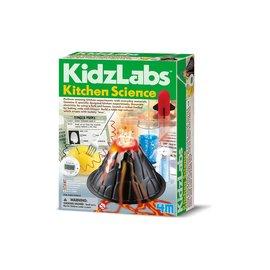 4M 4M Kidzlabs keukenwetenschap kitchen science