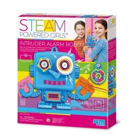 4M 4M steam powered girls alarm