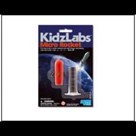 4M 4M kidzlabs Micro Rocket raket