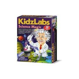 4M 4M Kidzlabs science magic magische wetenschap