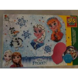 SES SES Breedz Disney strijkkralen Frozen Big Box
