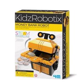 4M 4M Kidz Robotix money bank robot