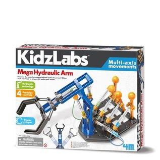 4M 4M Kidslabz Mega hydraulische arm