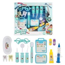 Toi Toys tandarts set 14-delig