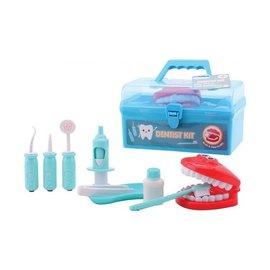 Toi Toys tandarts set in koffer
