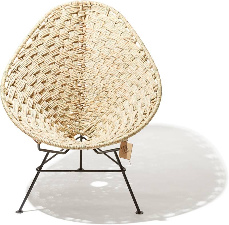 fauteuil acapulco tule - *le fauteuil acapulco authentique*