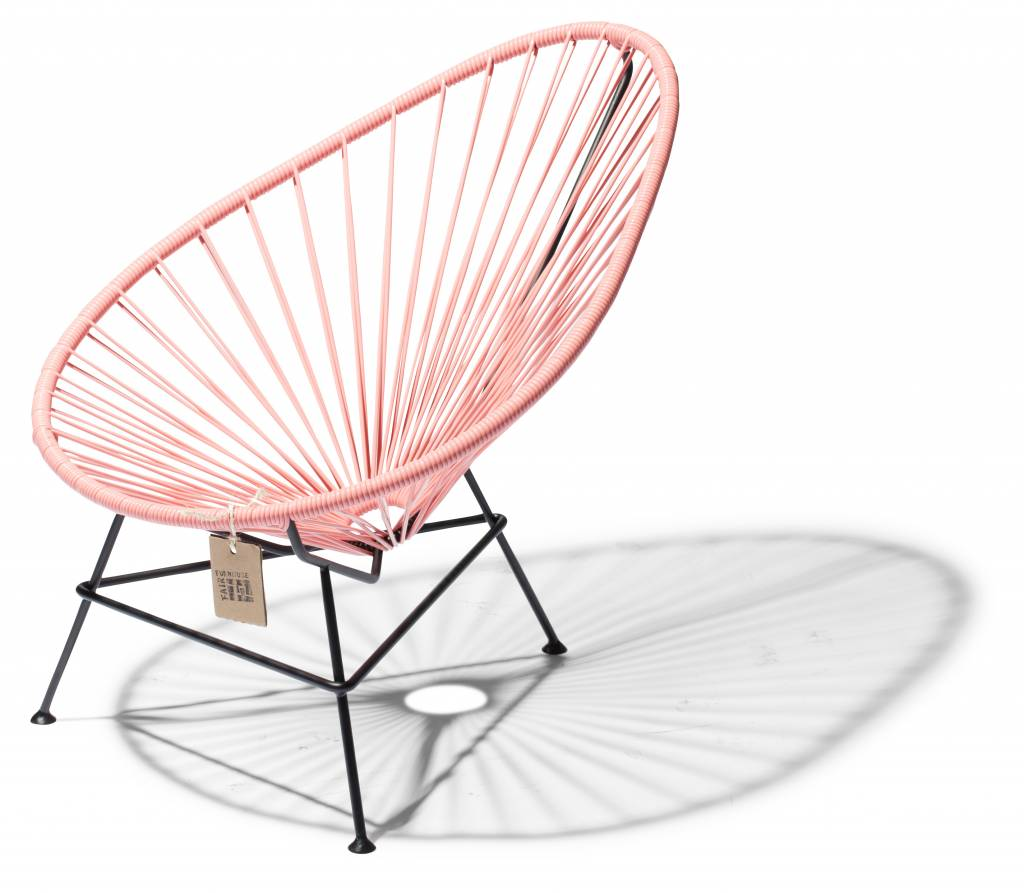 Outstanding Acapulco Kids Chair Salmon Pink The Original Acapulco Dailytribune Chair Design For Home Dailytribuneorg