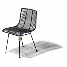 Rosarito chair black