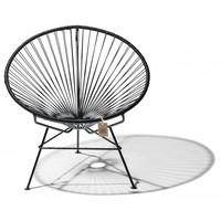 Condesa stoel zwart, handgemaakt