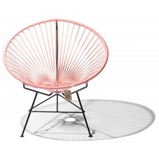 Condesa chair salmon pink