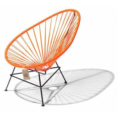 Acapulco kinder/baby stoel oranje