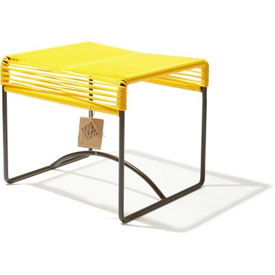 Xalapa bench or footrest yellow