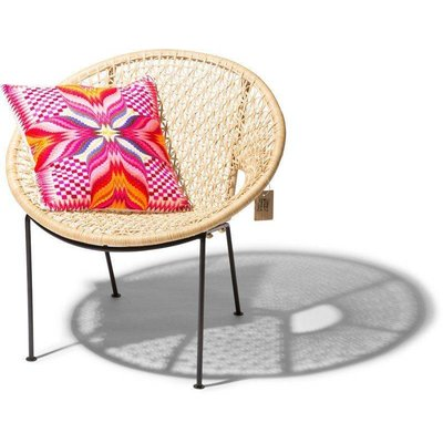 Flower version of the original Ubud chair