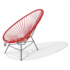 Baby Acapulco chair red