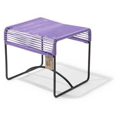 Xalapa bench or footrest lilac