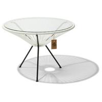 Tavolino XL Japón bianco