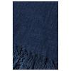 Ubud Decke Indigo Blau