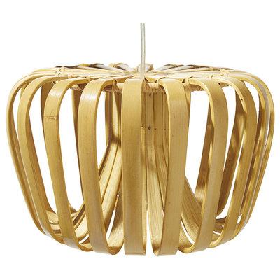 Hanglamp bamboe, met kabel