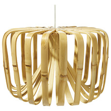 Lámpara colgante de bambú XL