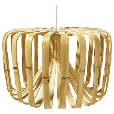 Hanging lamp bamboo  XL, with cable