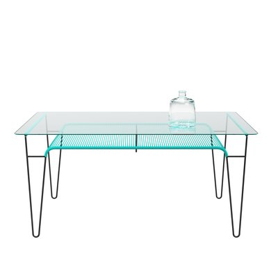 Cordoba tafel turquoise