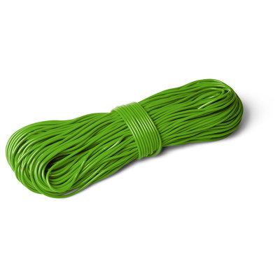 Cordón de PVC verde manzana