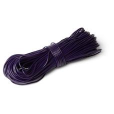 Rouleau de corde PVC violet foncé
