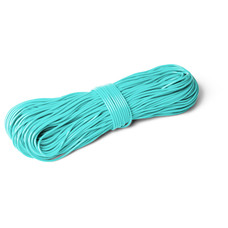PVC Cord Coil light turquoise