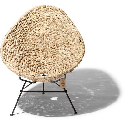 Acapulco chair palm leaf