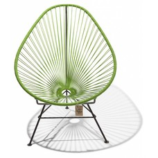 Acapulco chair olive green