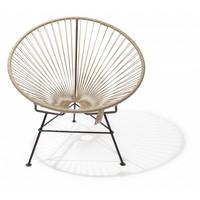 Condesa stoel beige, handgemaakt