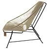 Acapulco Zweisitzer Sofa beige, geeignet für 2 bis 3 Personen