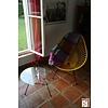 Acapulco stoel geel - 2-delig (afneembaar)
