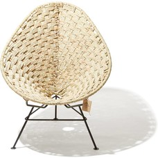 Acapulco Hanf Stuhl aus Naturfasern